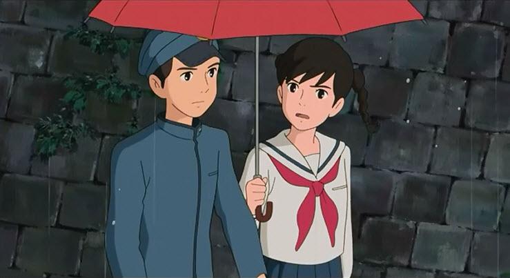 Смотреть онлайн Со склонов Кокурико Тизер мультфильма Горо Миядзаки.